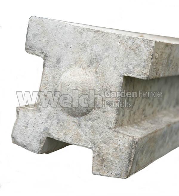 Concrete Fence Posts 3 Way Concrete Posts Amp Bases