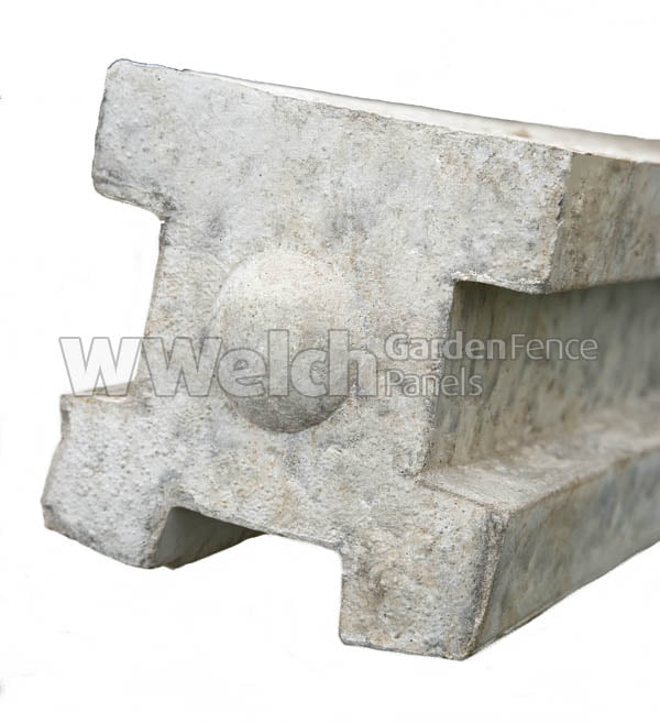 Concrete Fence Posts (3-Way)-137